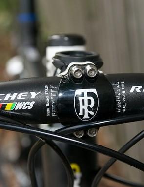 Ritchey WCS handlebar and stem