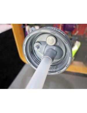 Bigger straws on CamelBak's revised everyday bottles promise a higher flow rate