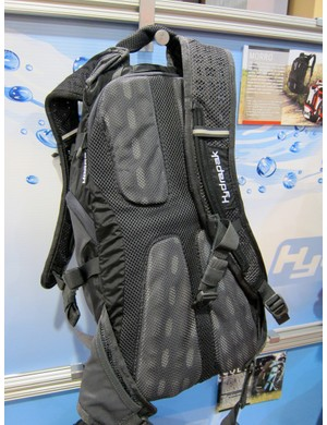The revised Hydrapak Morro receives a molded foam back and ventilated foam shoulder straps for 2012