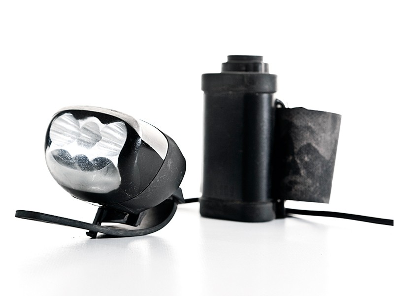 Light and Motion Seca 700 front light