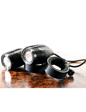 Electron Terra 2 front light