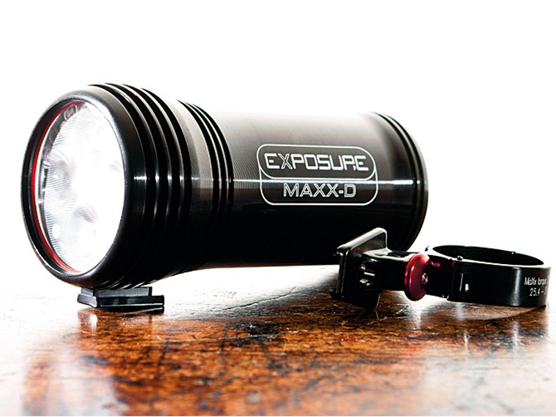 Exposure MaXx-D front light