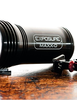 Exposure MaXx-D front light