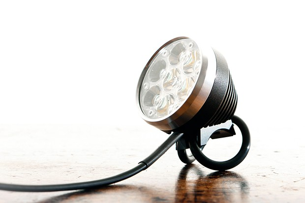 Lupine Betty 12 front light