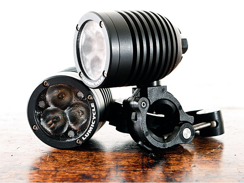 Lumicycle Twin XPG 3 Pro 52 front light