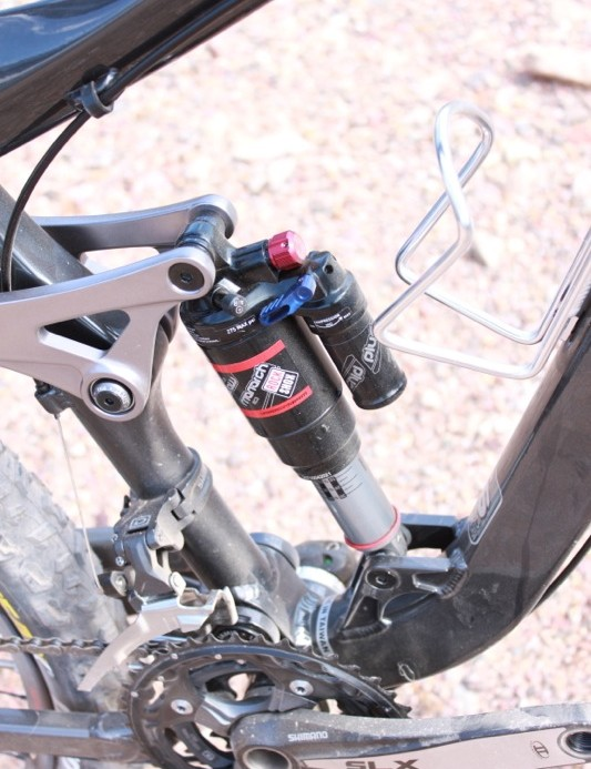 Jamis spec RockShox's new Monarch Plus RC3 shock