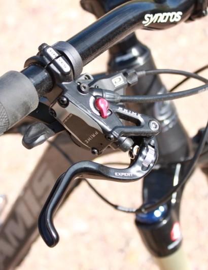 Hayes Prime Expert brakes
