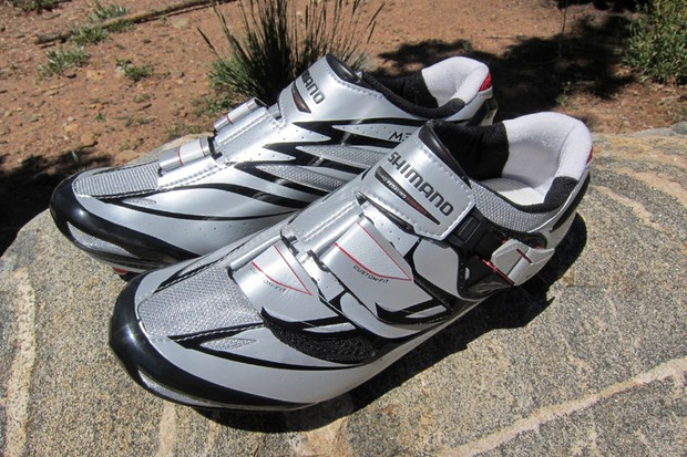 Shimano's new SH-M315 flagship cross-country mountain bike shoes aren't the lightest around but they offer a superb custom fit, excellent power transfer and great durability