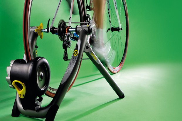 Twenty minutes on a turbo trainer can make a big difference to your bike fitness