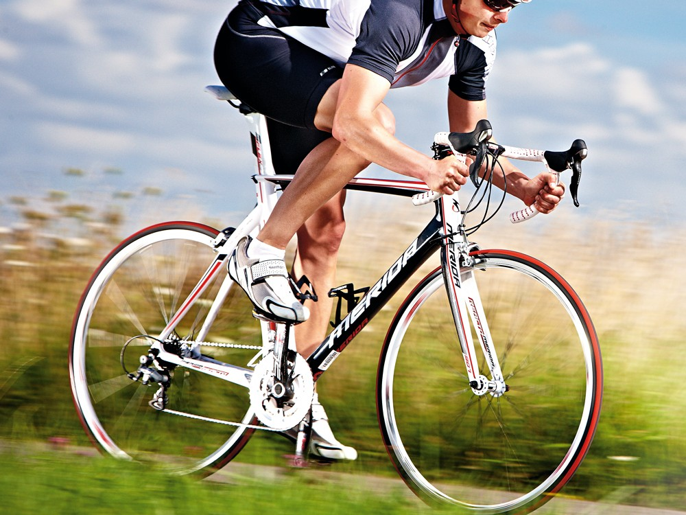 If your riding is race-focused we'd wholeheartedly recommend the Reacto