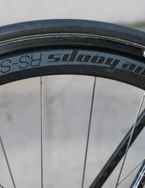 Hope Hoops RS-SP 5.0c carbon tubular rim