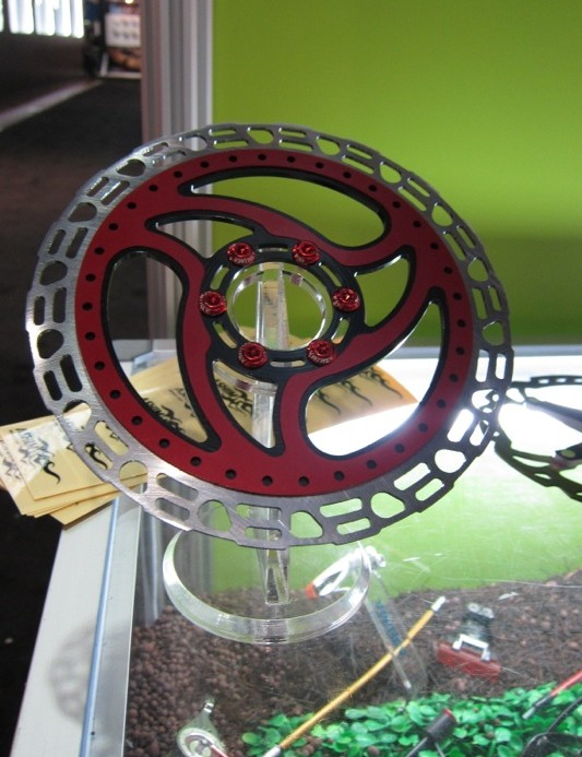 The Spider Rider prototype rotor