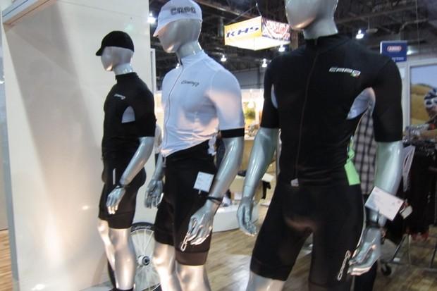 Capo's new Drago line exclusively uses Eschler fabrics