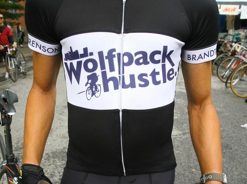 Team Wolfpack swept ECMSR