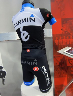 Castelli maintain the practicality of a jersey in their one-piece SanRemo Speedsuit