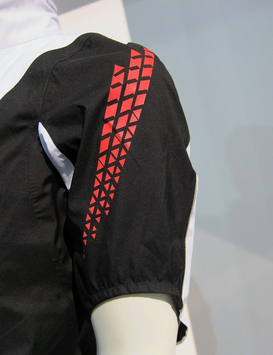 Gore Bike Wear have given much of their range generous swatches of reflectivity for 2012