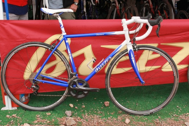 Breezer's 2012 Venturi road bike