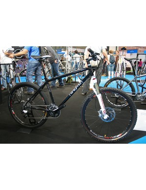 This is Enigma's 26in-wheeled EgoST, with a frame-only price of £922