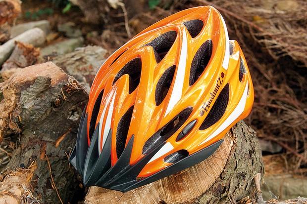 HardnutZ Hi-Vis helmet