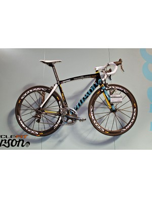 Pearson's Mine Goes Up To Eleven racing bike
