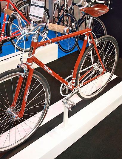 Pearson's 10 Goal polo bike