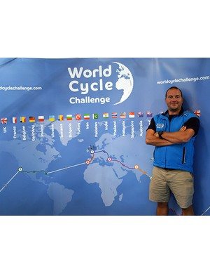 Challenge Director Crispin Vitoria says three people have already signed up, despite only launching this week