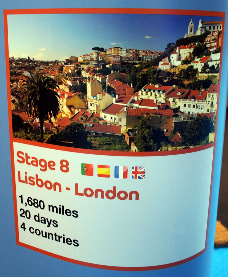 Lisbon to London will conclude the WCC in the summer of 2013