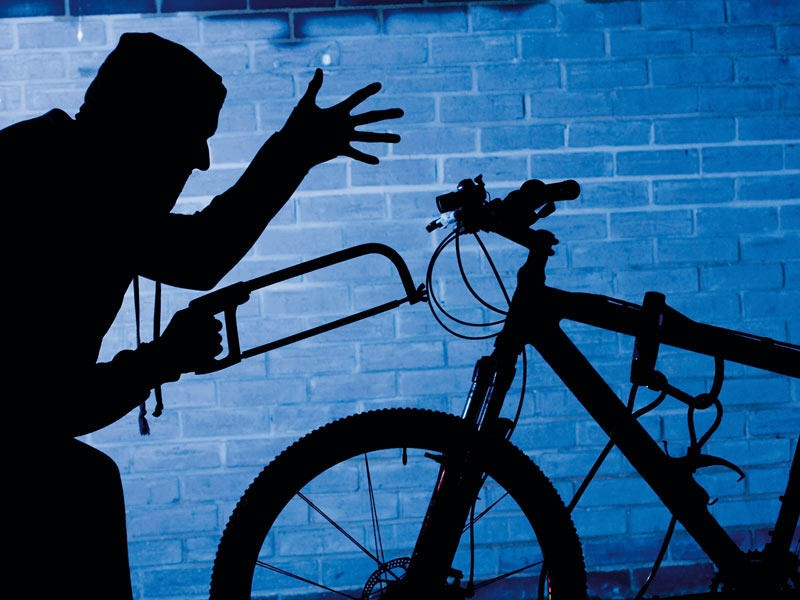 If you see a bike being stolen, call 999. If you need to report a theft, call the new non-emergency number 101