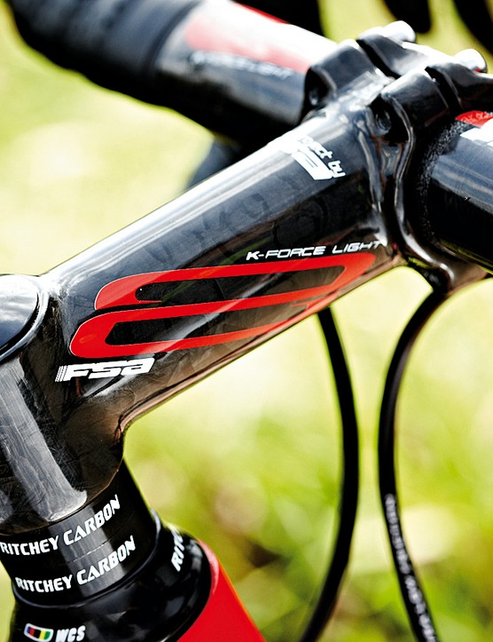 One niggle – more material around the headset bearing seats would be nice