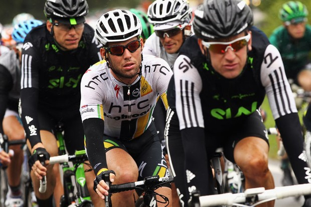 Will Mark Cavendish and Brad Wiggins ride together next year?