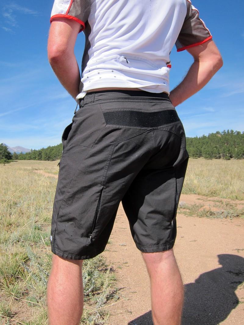 Jett Raptor baggy shorts - BikeRadar