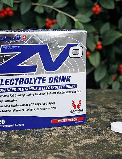 ZipVit ZV0 glutamine electrolyte drink