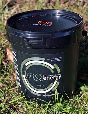 Torq Energy Vanilla Pod