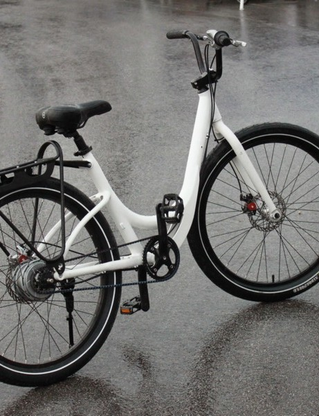 Urbana's bikes are made to be easy to ride and extremely durable