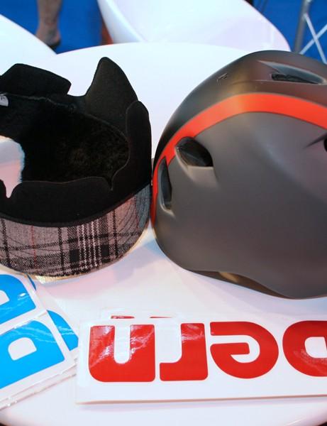 Bern Brentwood Bomber helmet (£69) with Winter Knit liner