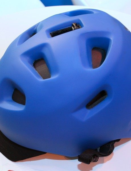 Bern's £89 G2 cycle helmet uses their 'Zip Mold' in-mould construction