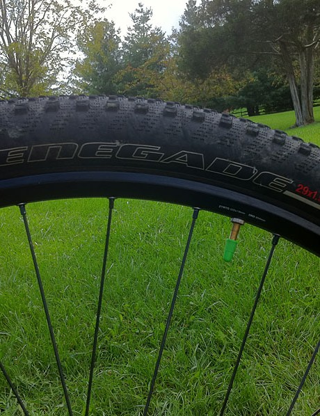 Specialized Renegade Control 1.95in tires