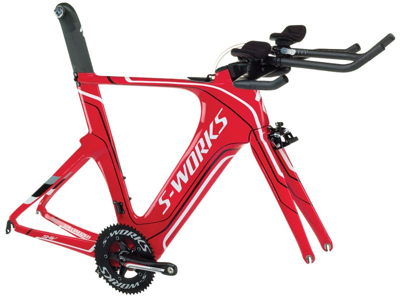 Specialized S-Works Shiv module - definitely not UCI legal