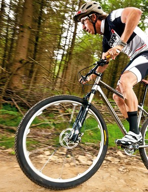 A great position and smooth ride add up to the perfect weapon for understated trail attacking