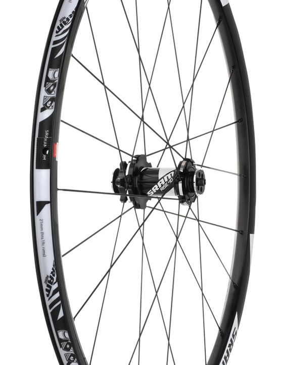 SRAM RISE 40 26in front wheel