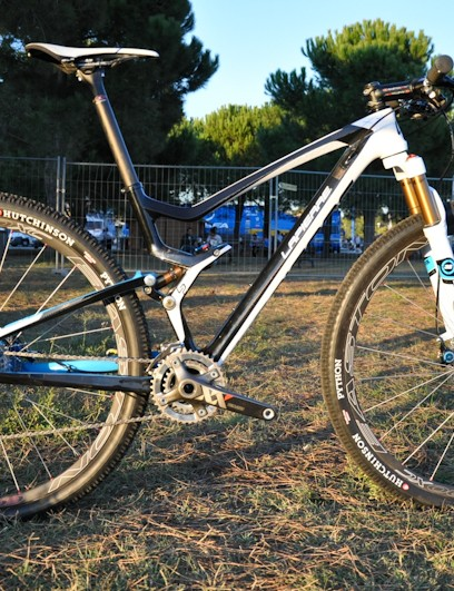 Lapierre's XR Team 29er will be available sometime next spring