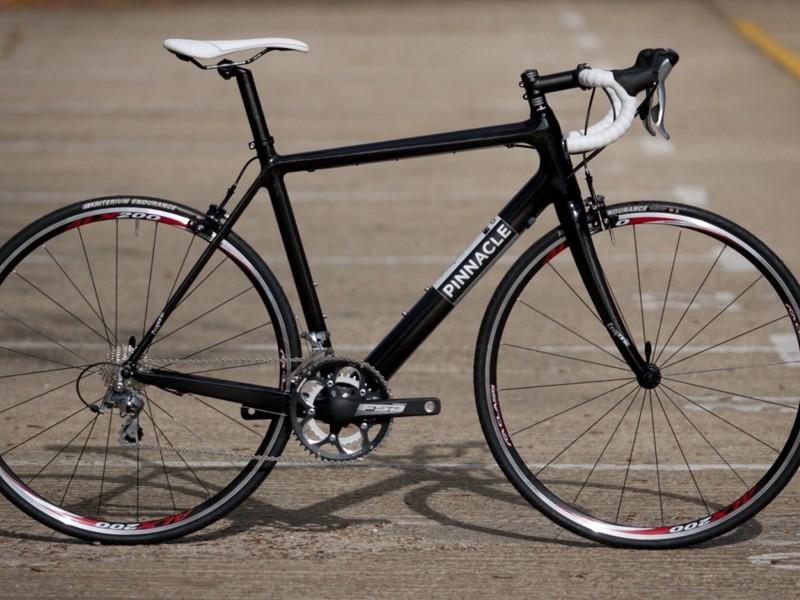 Pinnacle Evaporite Carbon Road Bikes First Look Bikeradar