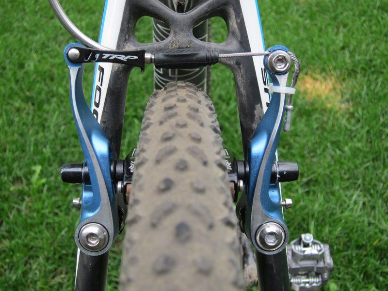 TRP Cross Brake Pad Set for Carbon Rims