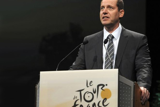 Race director Christian Prudhomme had been due to unveil the official route of the 2012 Tour de France next week