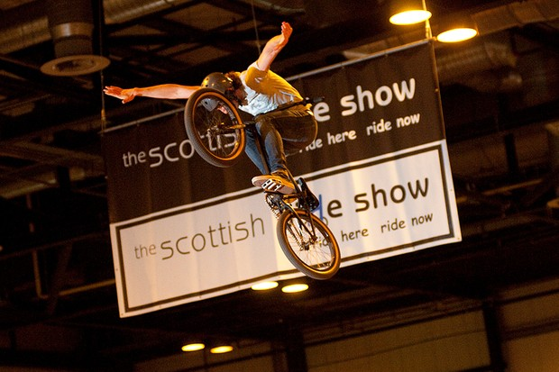 Riders from BMX team BSD Forever will be back to wow the crowds at the Scottish Bike Show 2012