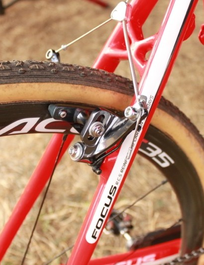 Shimano's new cyclo-cross brake