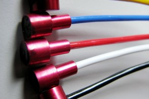 Power Cordz will not only offer housing color options but colors for the nylon coatings on the inner cables, too