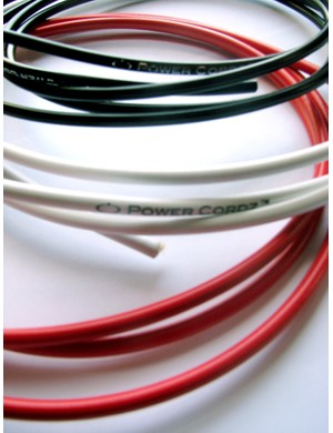Power Cordz's new Prime aluminum housing will be available in red, white or black when it goes on sale later this year