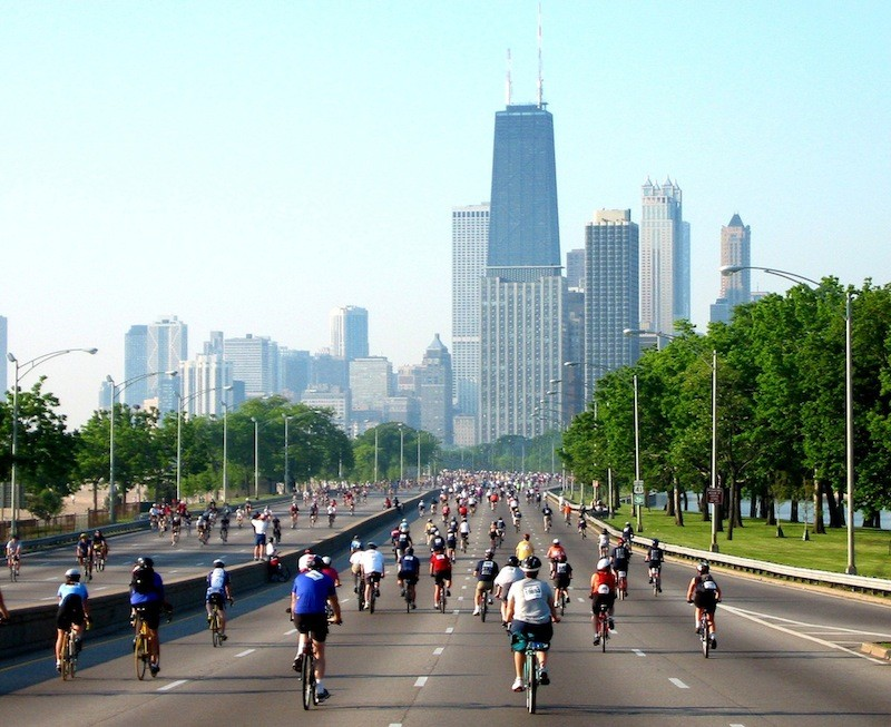 Chicago looks to regain cycling pedigree