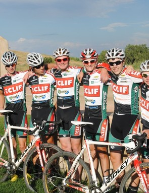 6 racers make up the 2012 outfit
